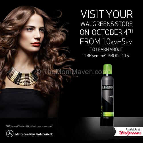 Get Runway Ready Hair With Tresemme The Mom Maven