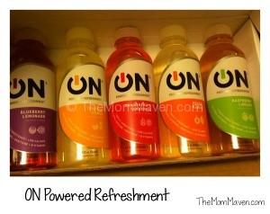 ON Powered Refreshment-TheMomMaven.com