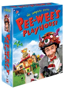 Pee-wee's Playhouse on Blu-eay TheMomMaven.com