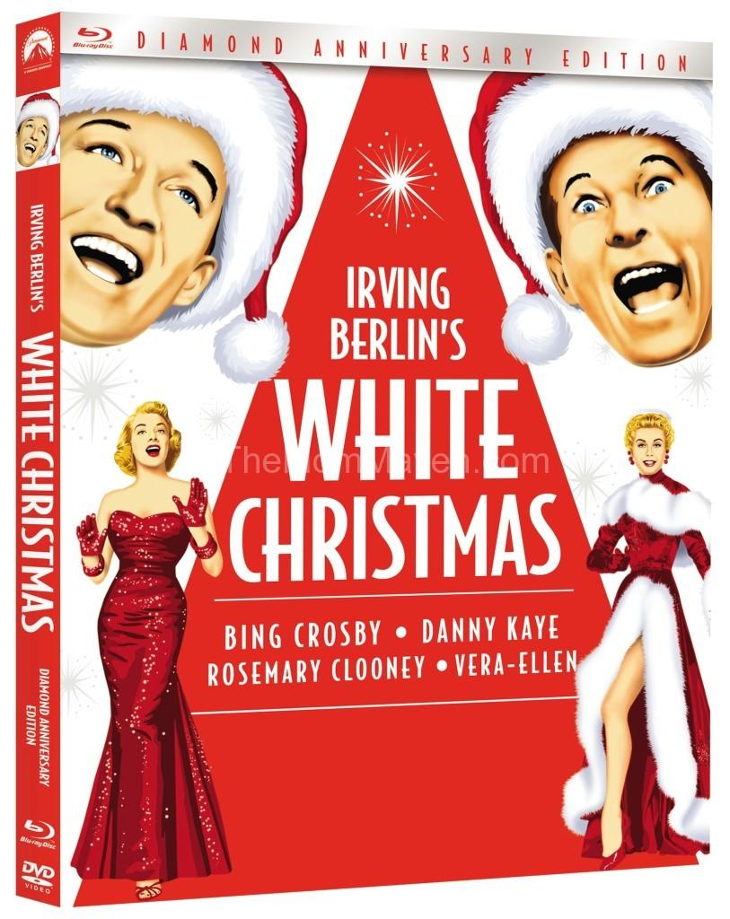 White Christmas on Blu-ray-TheMomMaven.com