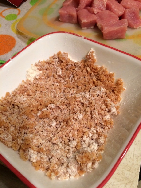 crunchy coating French's Crunch Time Entrees TheMomMaven.com