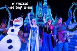 A Frozen Holiday Wish at Walt Disney World