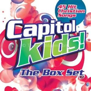 Capitol Kids Box set giveaway TheMomMaven.com