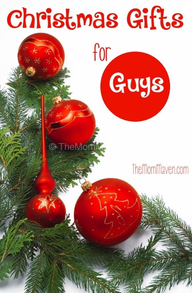 Christmas Gift Ideas for Guys - The Mom Maven