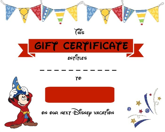 free printable christmas gift certificate templates