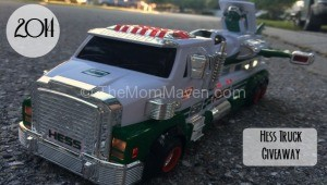 2014 Hess Truck