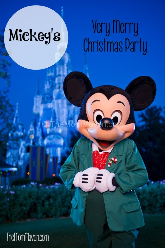 If you love Christmas and Disney you need to attend Mickey's Very Merry Christmas Party