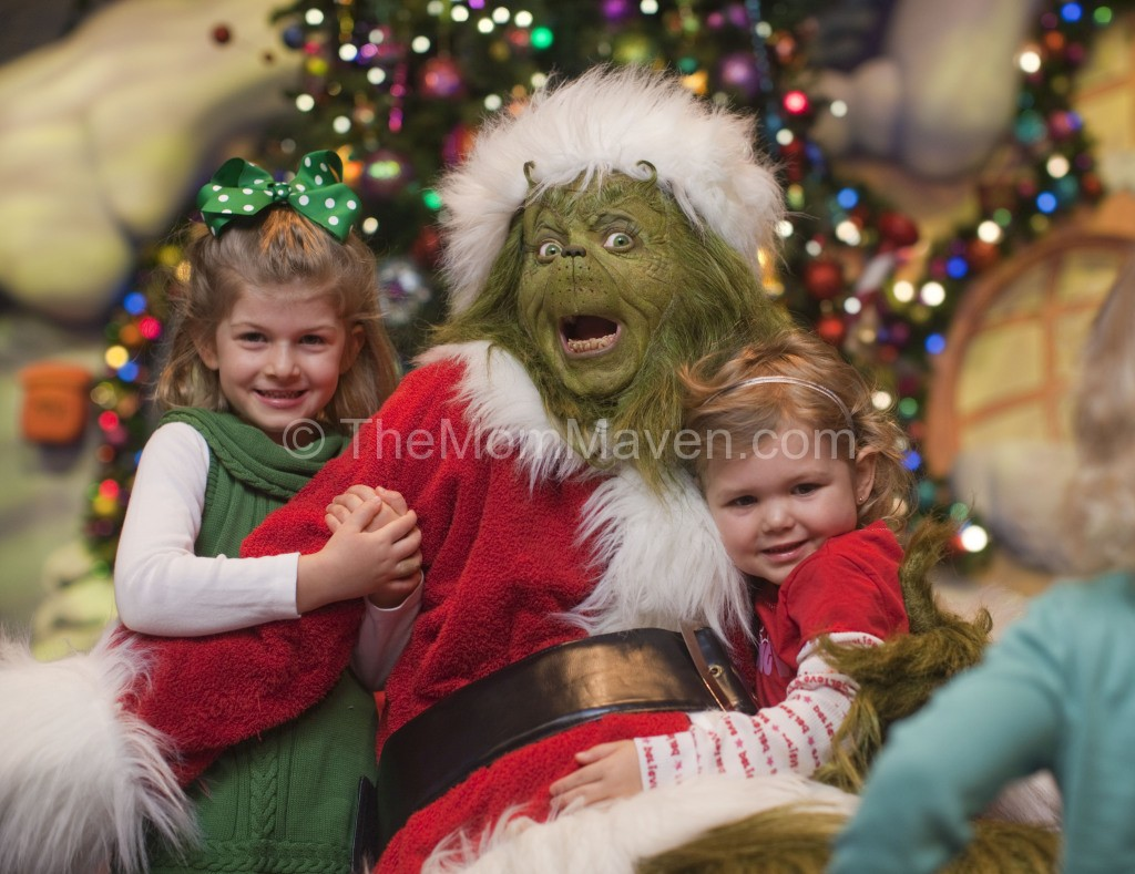 At Grinchmas at Islands of Adventure, the popular Dr. Seuss book ÒHow the Grinch Stole ChristmasÓ is brought to life in the heartwarming live stage show, ÒGrinchmas Wholiday Spectacular,Ó starring The Grinch and the Whos from Whoville. Grinchmas is part of Universal Orlando ResortÕs Holidays celebration, running from Dec. 3 to Jan. 1 and featuring live entertainment that the whole family can enjoy.