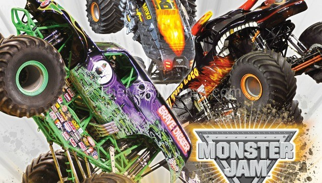Monster Jam Returns To Tampa In 2015