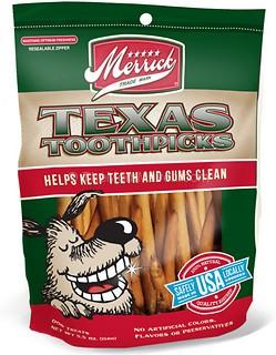 Merrick's Texas Toothpicks for Dogs