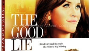 The Good Lie Blu-ray review and giveaway