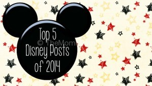 Top 5 Disney Posts of 2014