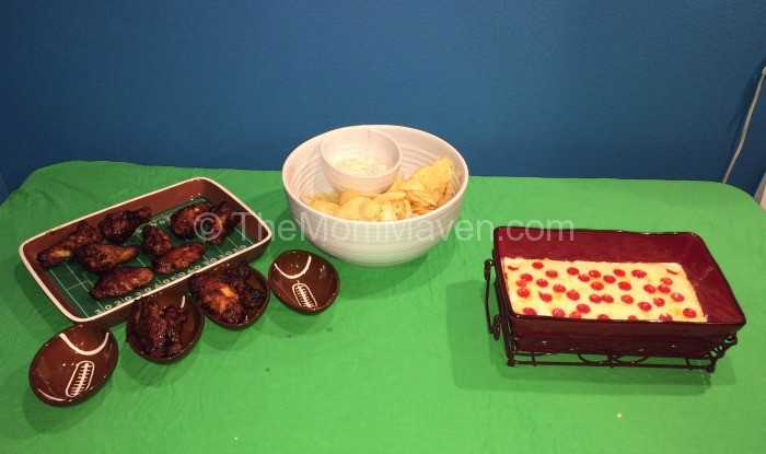 Super Bowl Spread with LTD Commodities