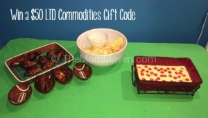 Dress Up Your Super Bowl Spread with LTD Commodities