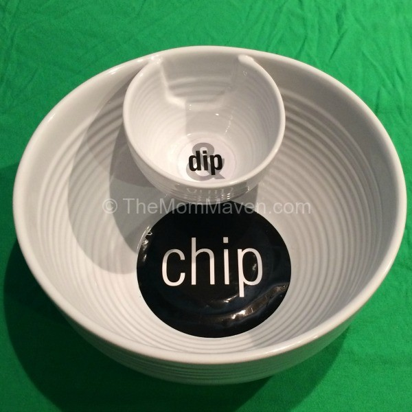 chip and dip bowl from LTD Commodities