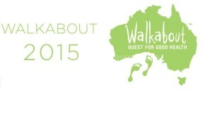 Register now for Walkabout 2015