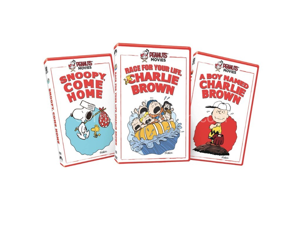 Peanuts Movies giveaway
