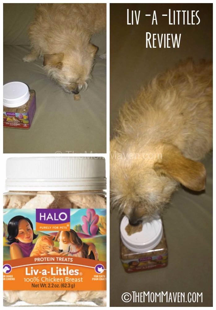 Halo Liv-a-Littles Dog Treats