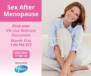 Vibrant Nation-Sex After Menopause Live Webcast