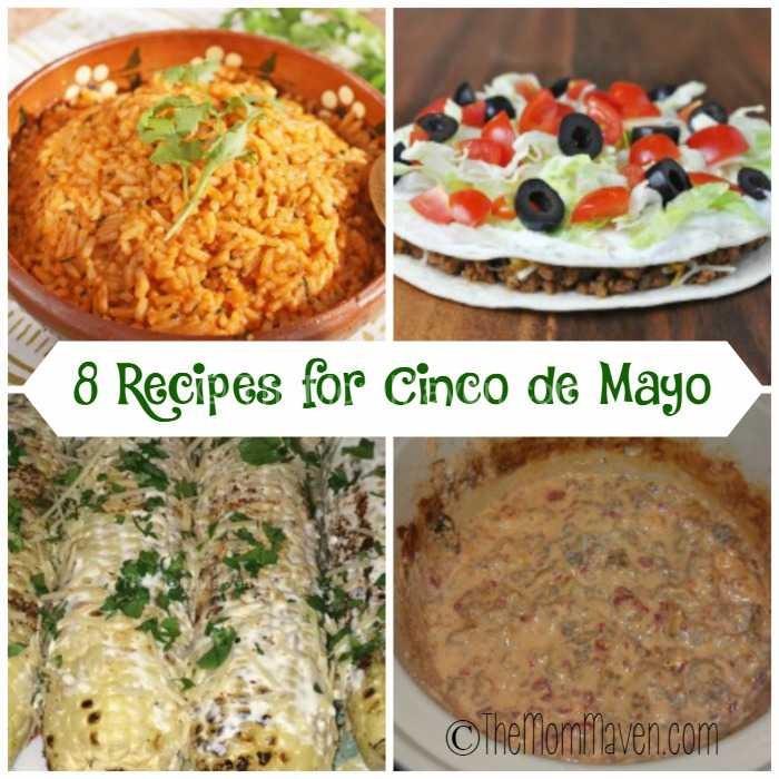 8 Recipes for Cinco De Mayo