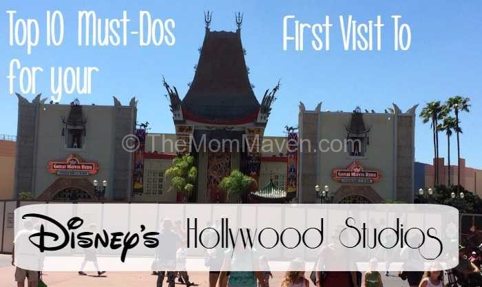 Top 10 Must-dos for your First Visit to Disney's Hollywood Studios