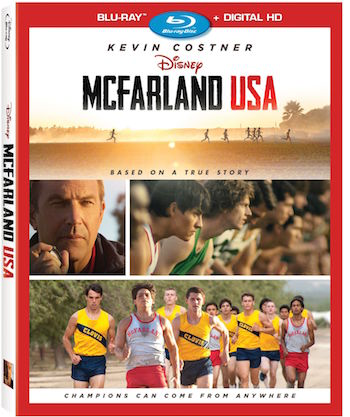 McFarland USA is now available on Blu-ray and DVD!