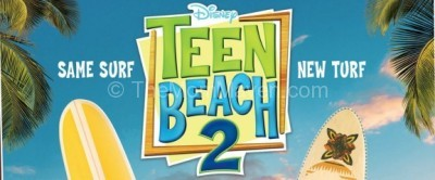 TeenBeach2DVD title