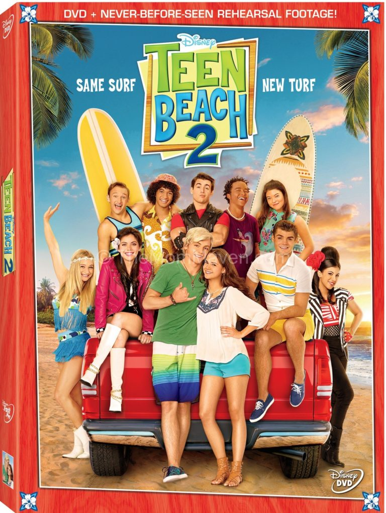Disney Channel Surf Swell Island