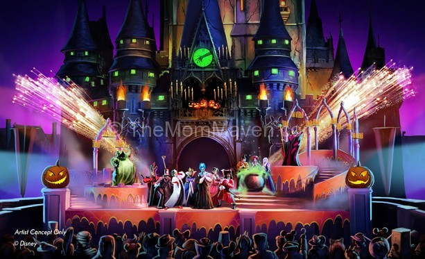 New Show Set For Mickey S Not So Scary Halloween Party