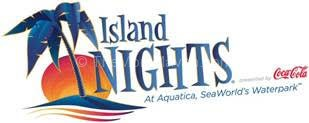 Island Nights at Aquatica