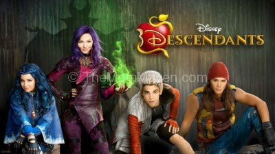 Descendants title