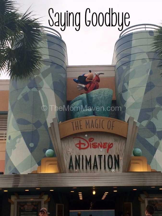 Saying goodbye to the Magic of Disney Animation