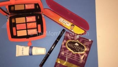 August Beauty Box 5 Goodies
