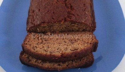 Mimi's Banana Bread Recipe