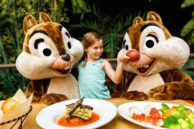 Epcot's Garden Grill restaurant adding Breakfast and Lunch character dining in the fall of 2015.