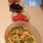 Create a Pasta Salad Bar for your next gathering