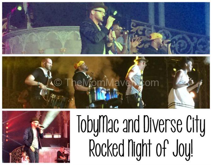 TobyMac and Diverse City Rocked Night of Joy at Walt Disney World Magic Kingdom