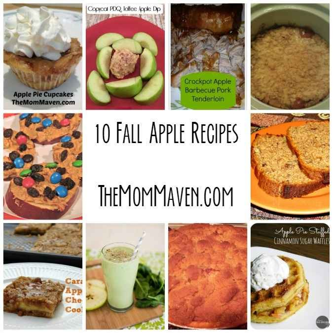 10 Fall Apple Recipes