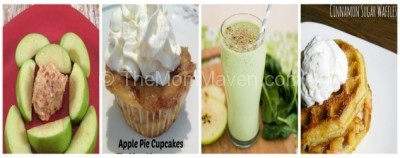 10 Fall Apple Recipes
