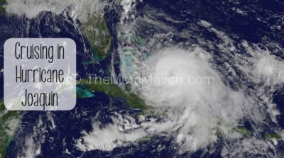 Cruising in Hurricane Joaquin