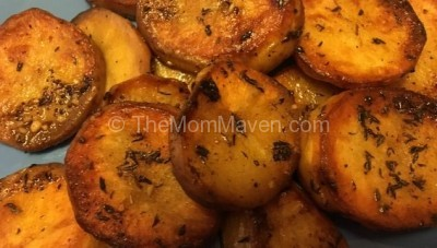 Easy Potato Recipe-Melting Potatoes