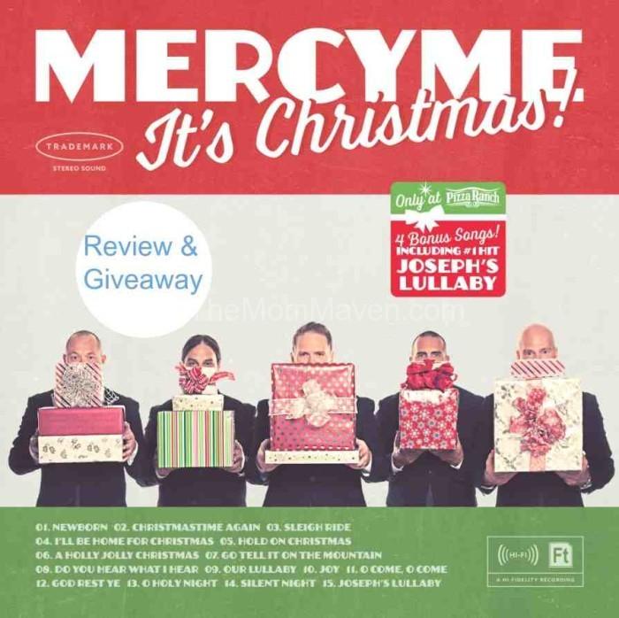 MercyMe Christmas Album It's Christmas review