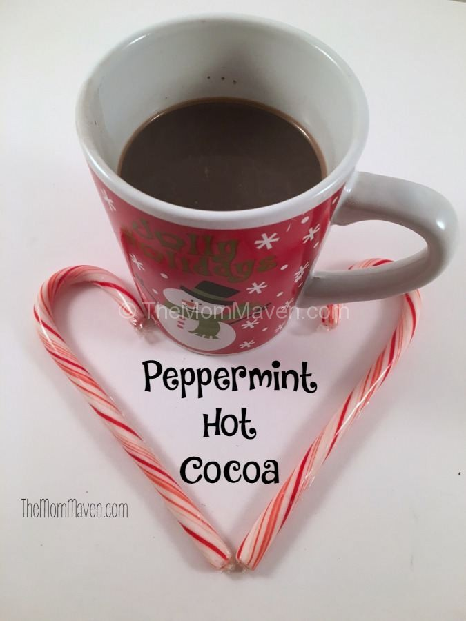Fast Food Peppermint Milkshake