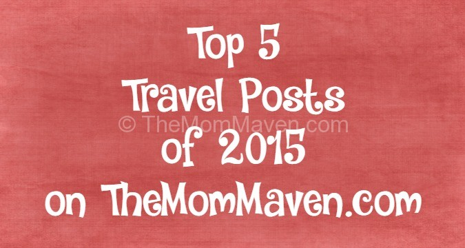 Top 5 Travel Posts of 2015