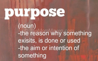 purpose 2016 word of the year New Year 2016
