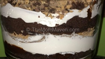 Chocolate Toffee Trifle Recipe