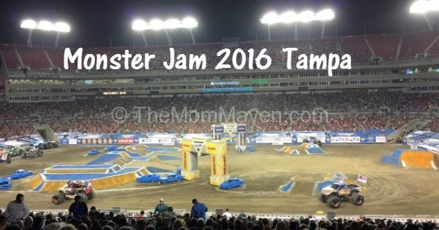 Monster Jam 2016 Tampa