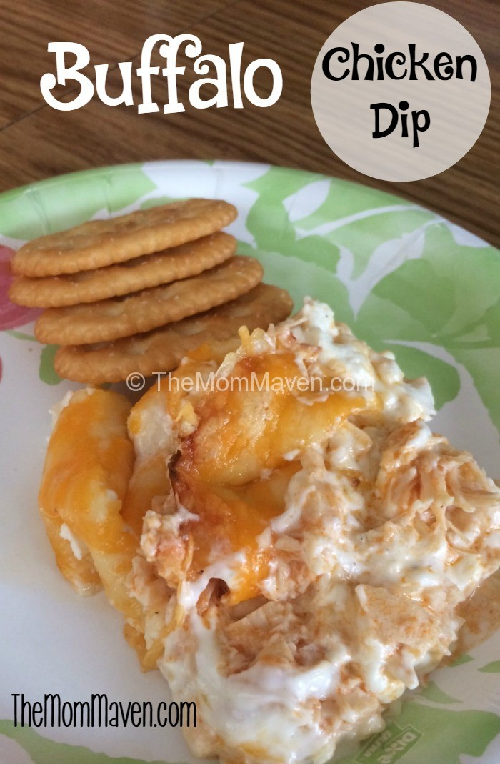 Whip-up-some-Buffalo-Chicken-Dip-for-your-next-party.