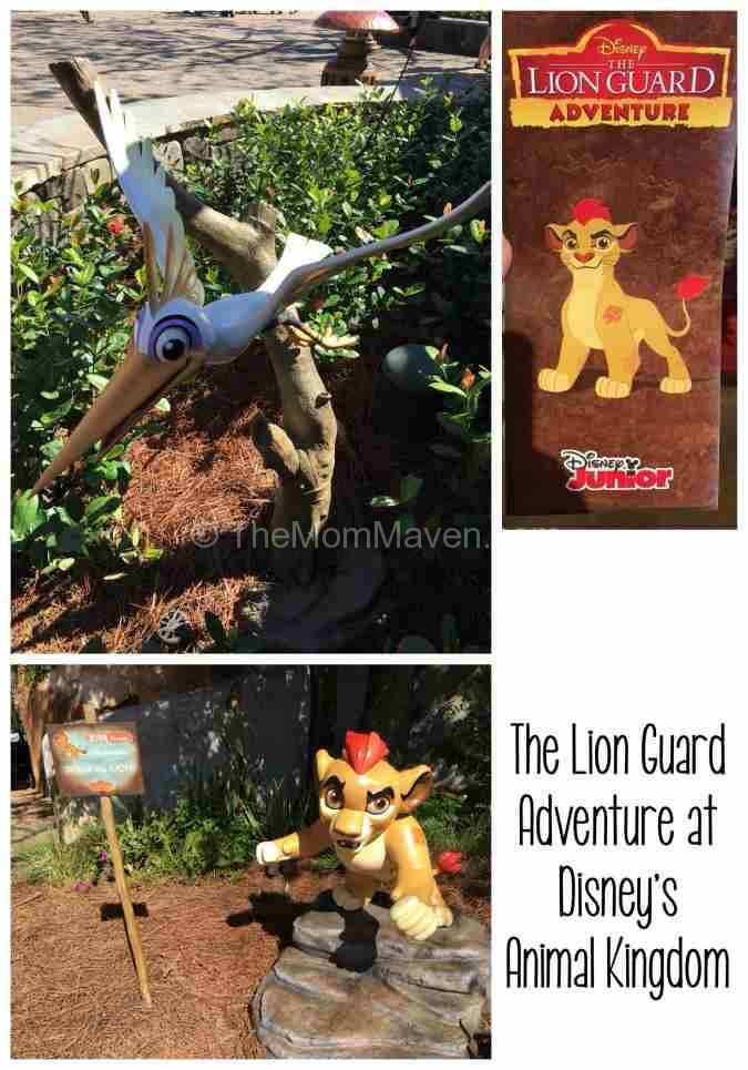 The Lion Guard Adventure at Disney's Animal Kingdom