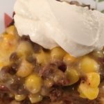 Layered Taco Pie